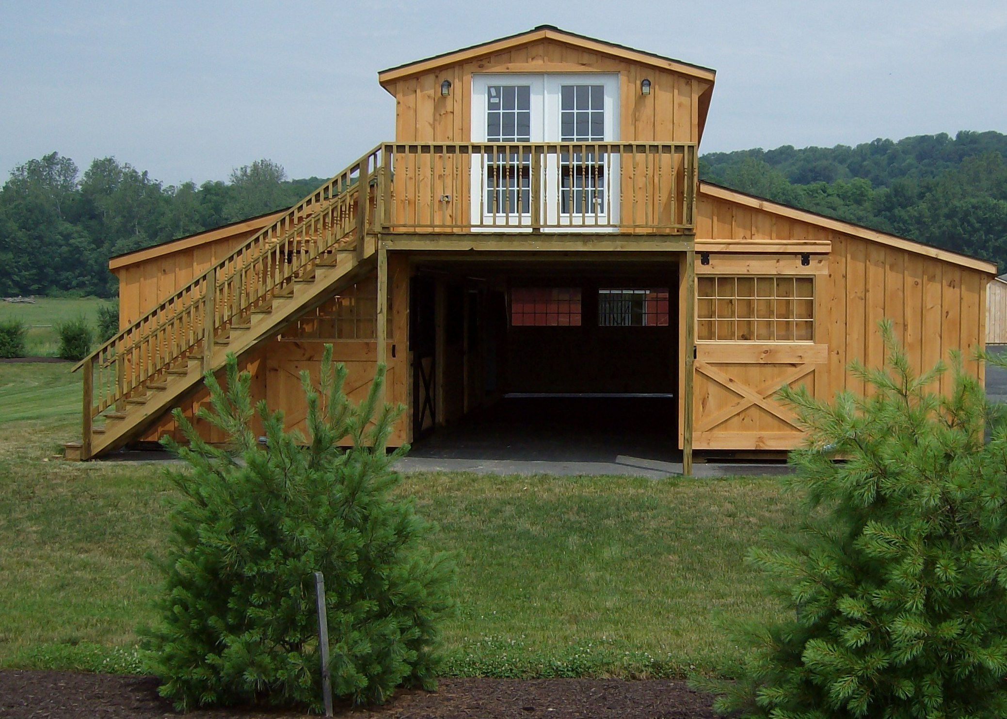 Monitor barn 3 for Monitor style barn plans