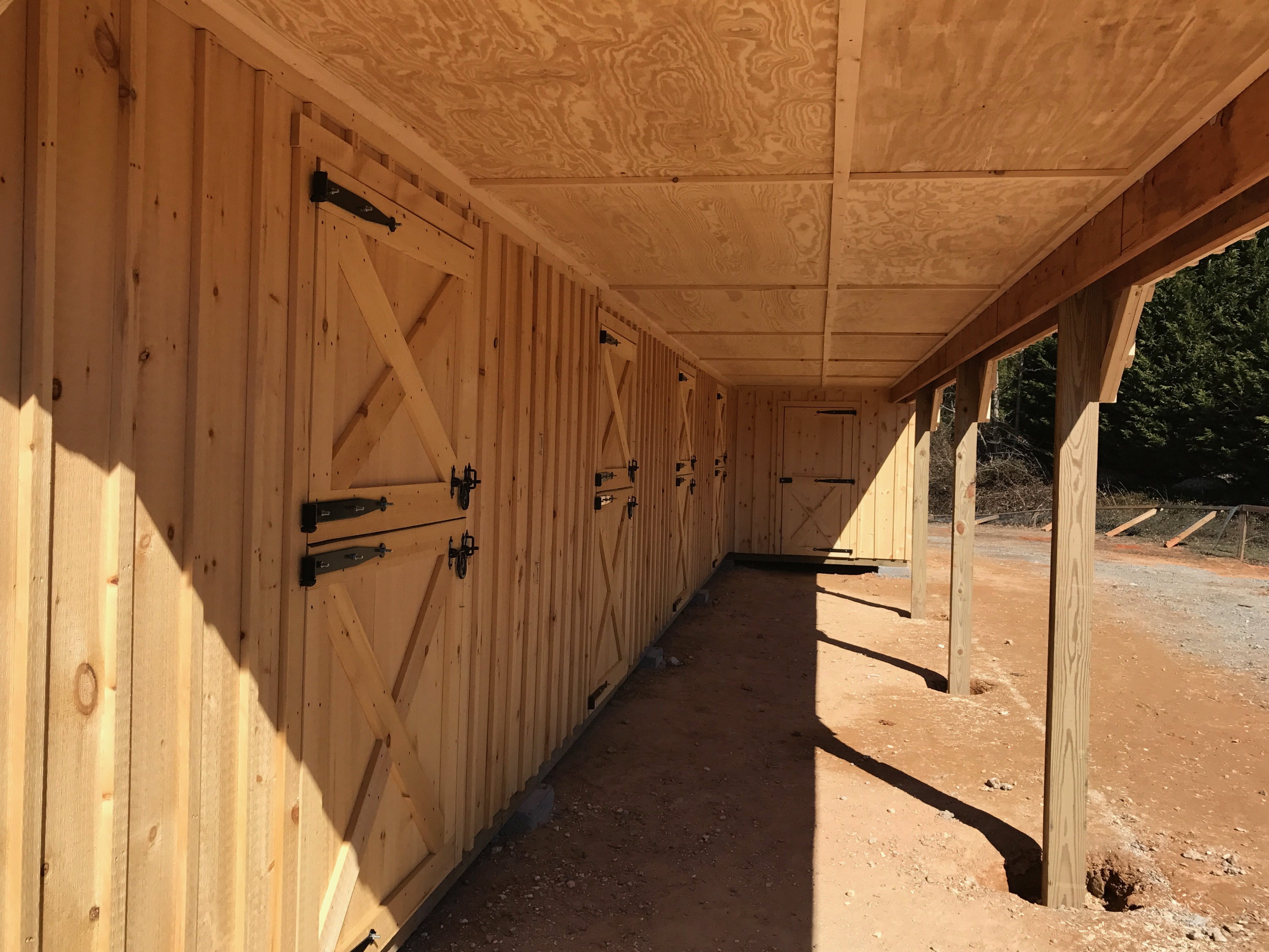 All Galleries Modular Horse Barns Sheds Garages